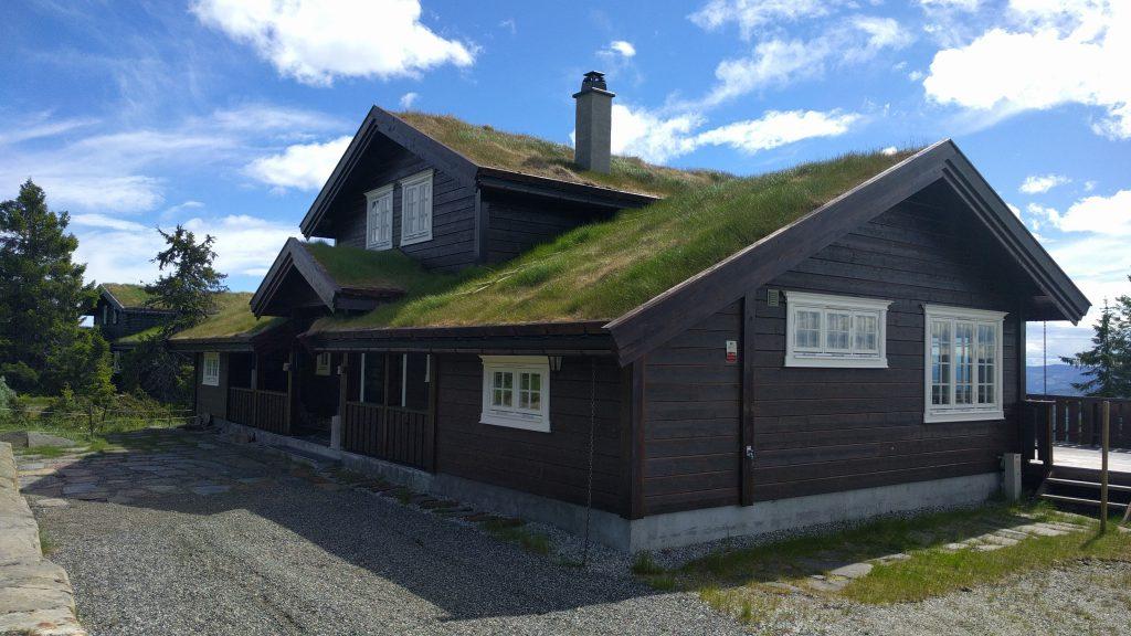 Hytte til leie med gode solforhold